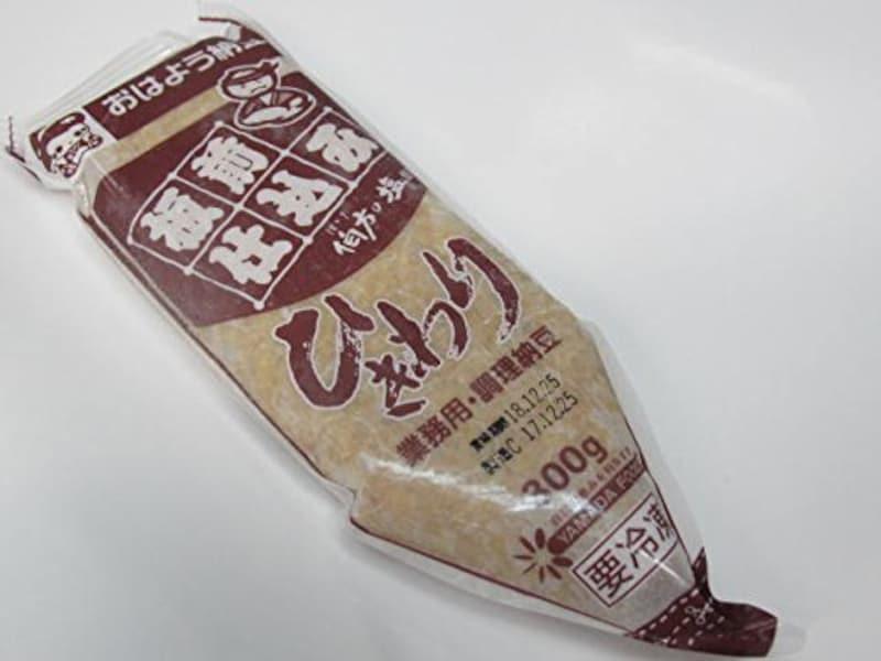 ヤマダフーズ,板前仕込み ひきわり納豆 チューブ