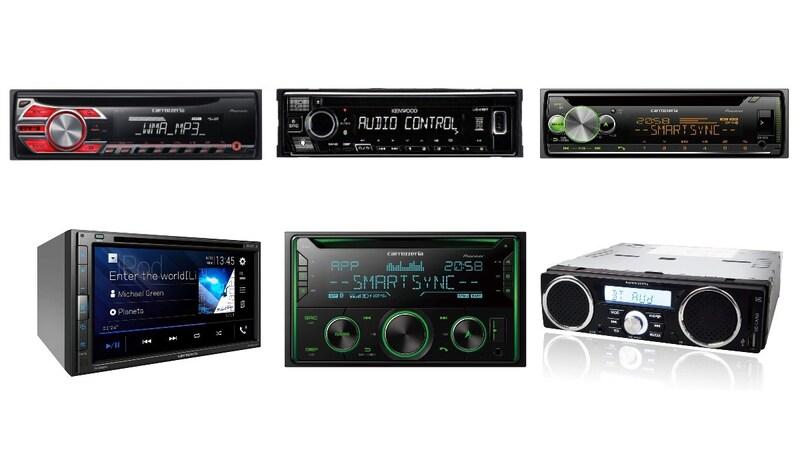 カーオーディオのおすすめランキング15選|Bluetooth対応や人気メーカーなども紹介