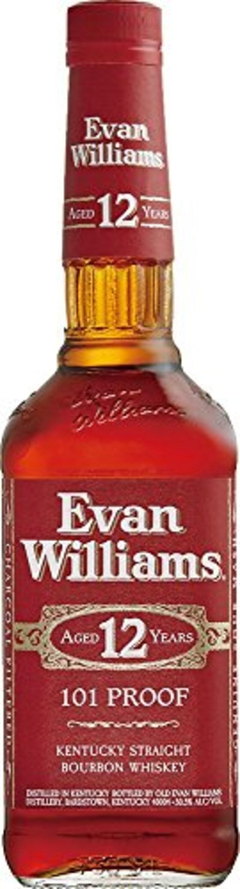 Evan Williams(エヴァン・ウィリアムス),エヴァン・ウィリアムス 12年,-