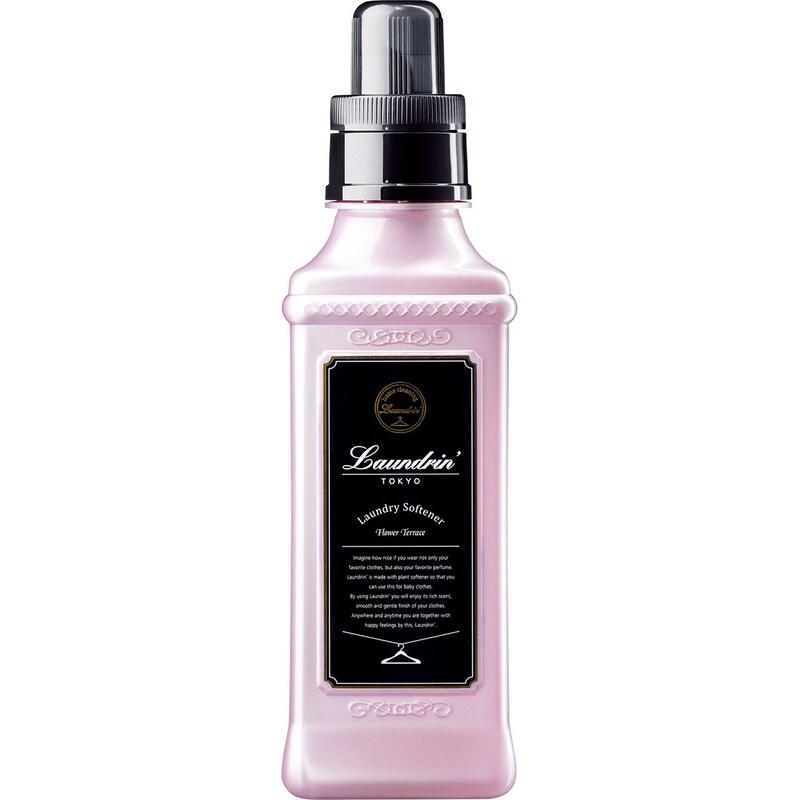 ランドリン 柔軟剤 フラワーテラスの香り 600ml