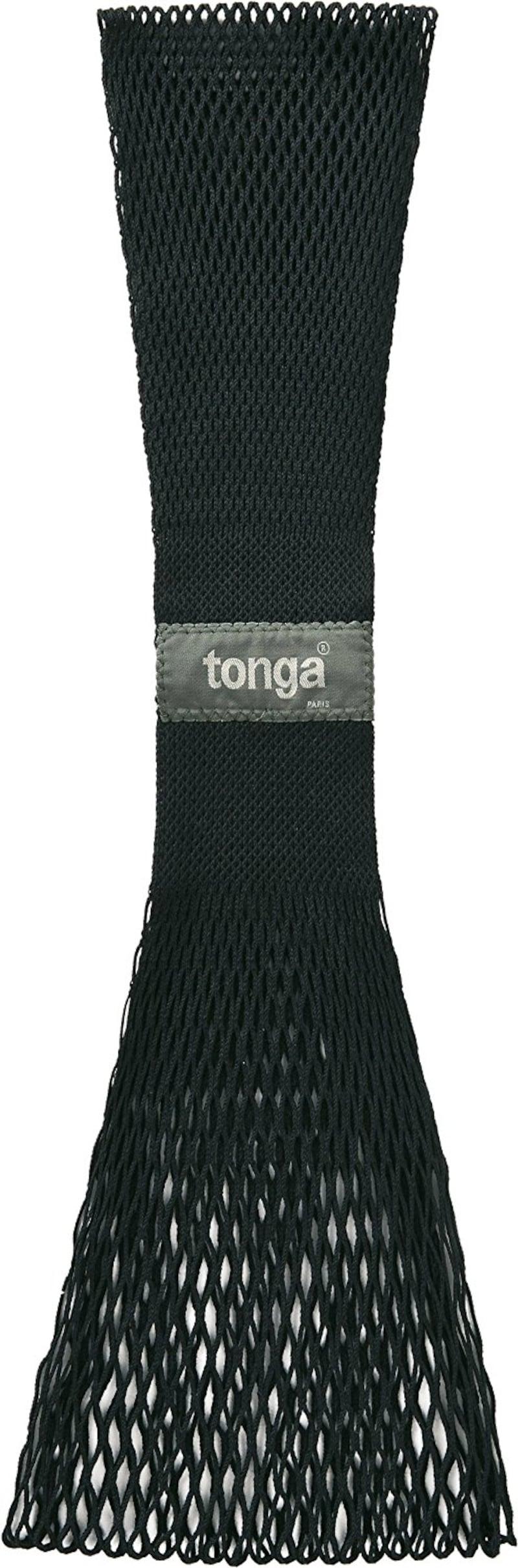 Tonga トンガ・フィット ブラック/S