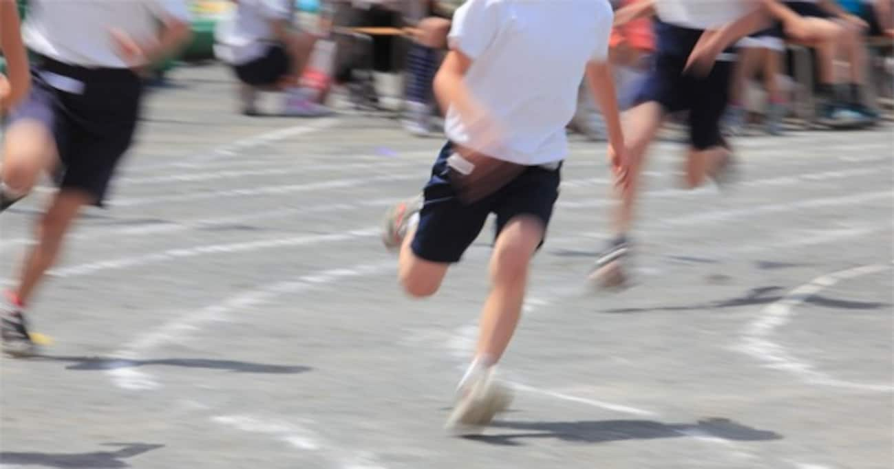 脳科学で分析! 運動会のかけっこが劇的に速くなる3つの極意