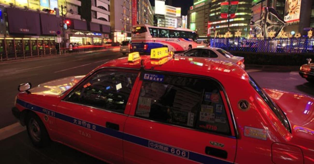 私はタクシーに乗って「クルマが楽しい」と思ったことは一度もない