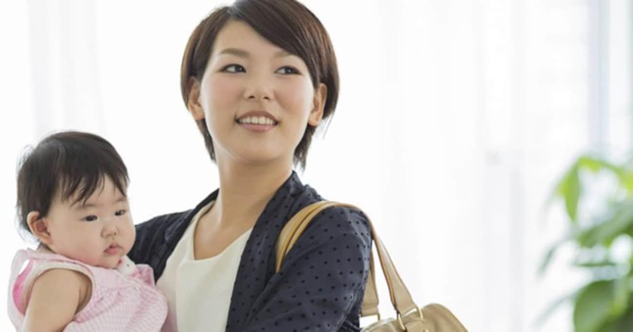 日本のワーキングマザーが疲れ果てている