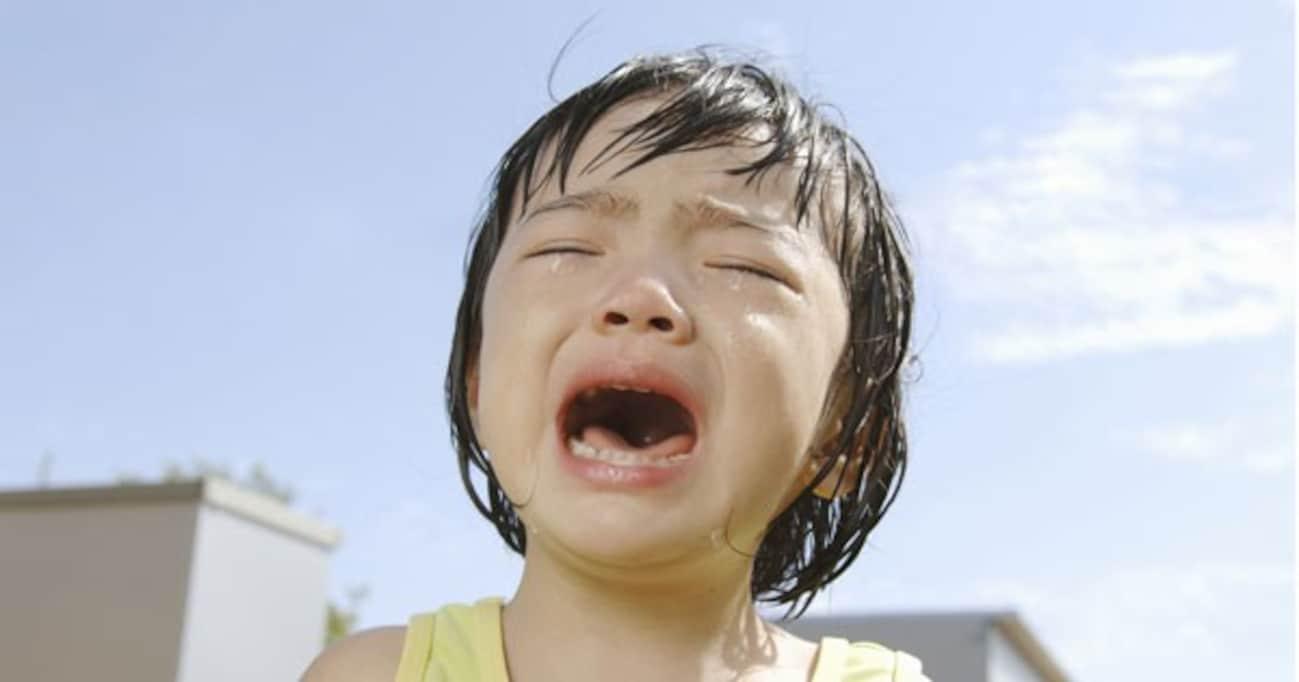ヤダヤダ病のわが子への処方箋