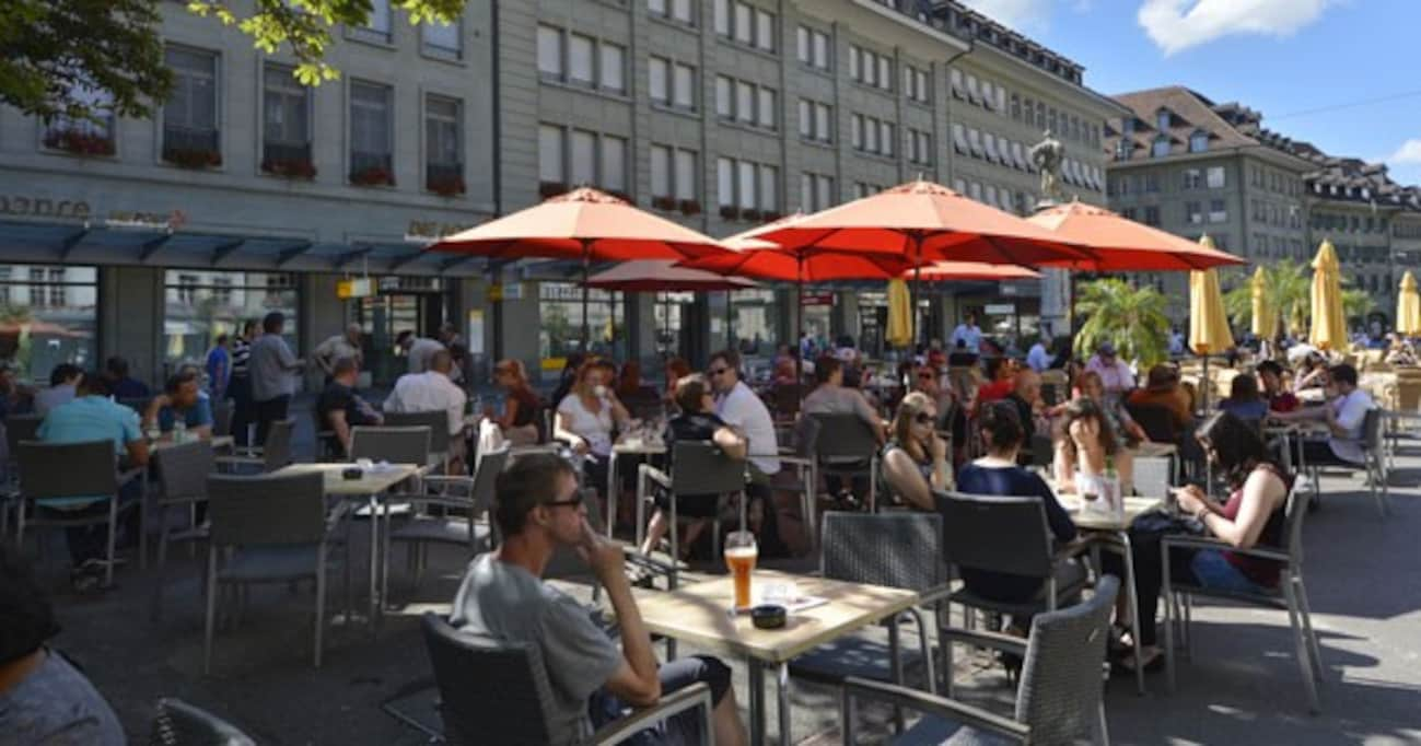 人口が増加するスイスで問題の「50歳失業者」