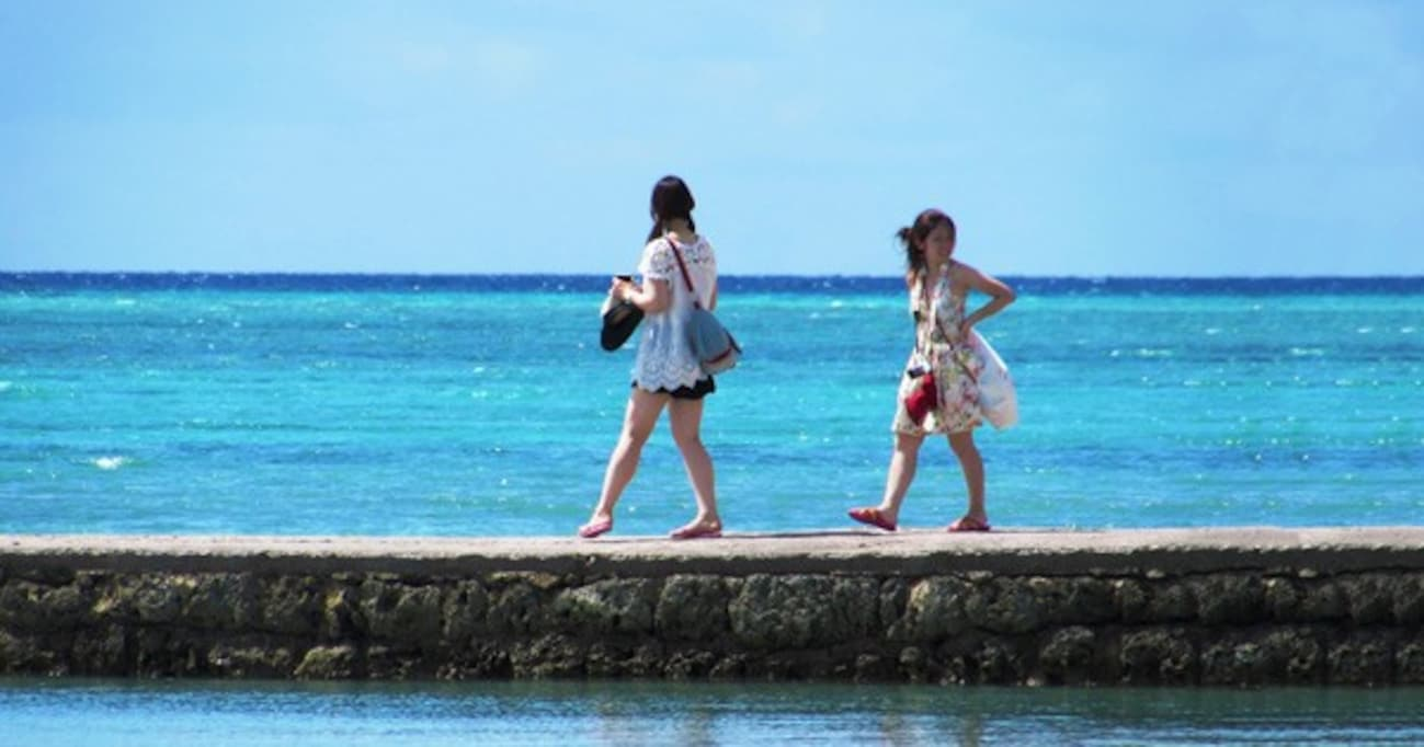 まだ見たことのない沖縄へ。「沖縄の離島」に焦点をあてた写真展