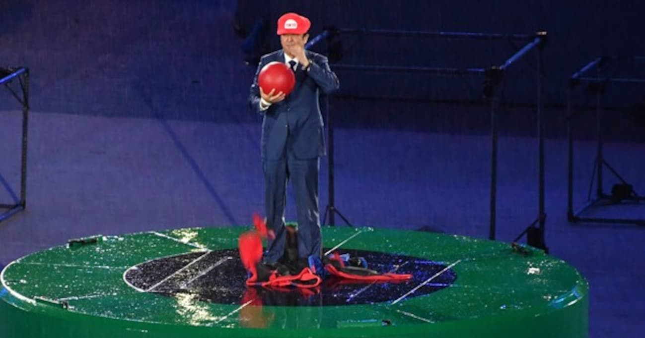 リオ五輪閉会式のアイデアに絶賛の声! 「安倍マリオ」を実現させた「段取り力」