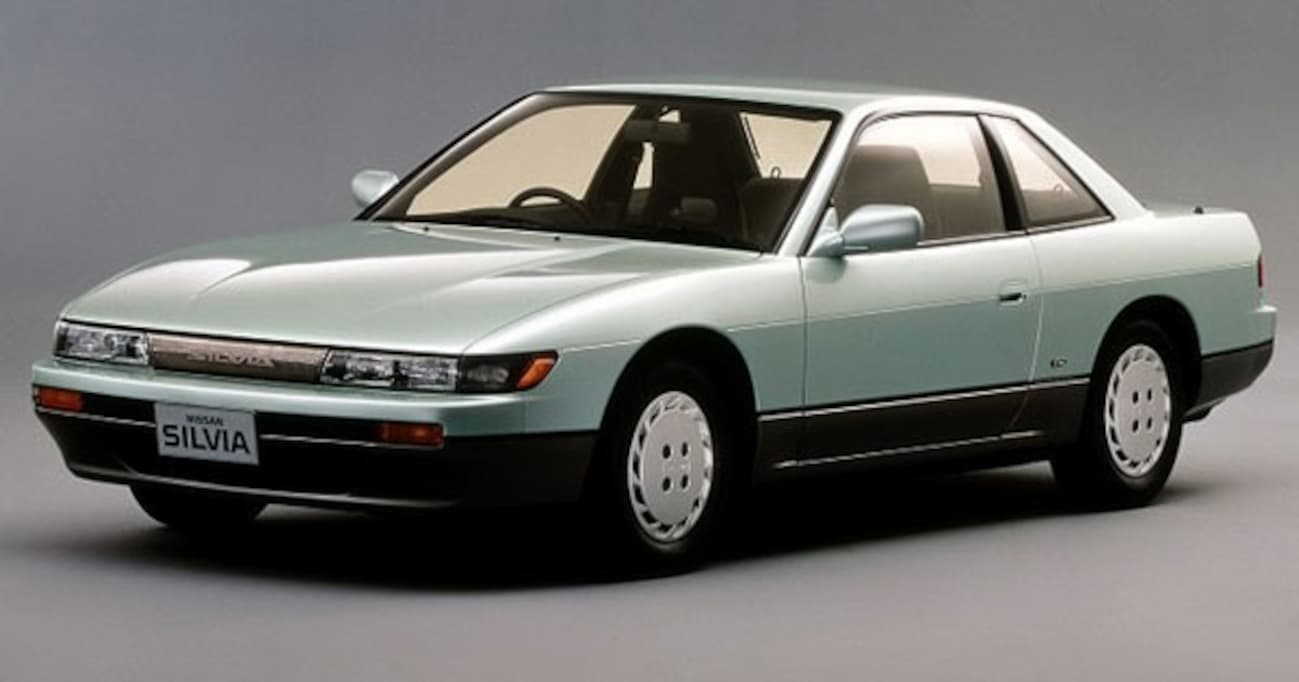 1988年のシルビアQ,sは177万円でした。当時と年収は変わらず
