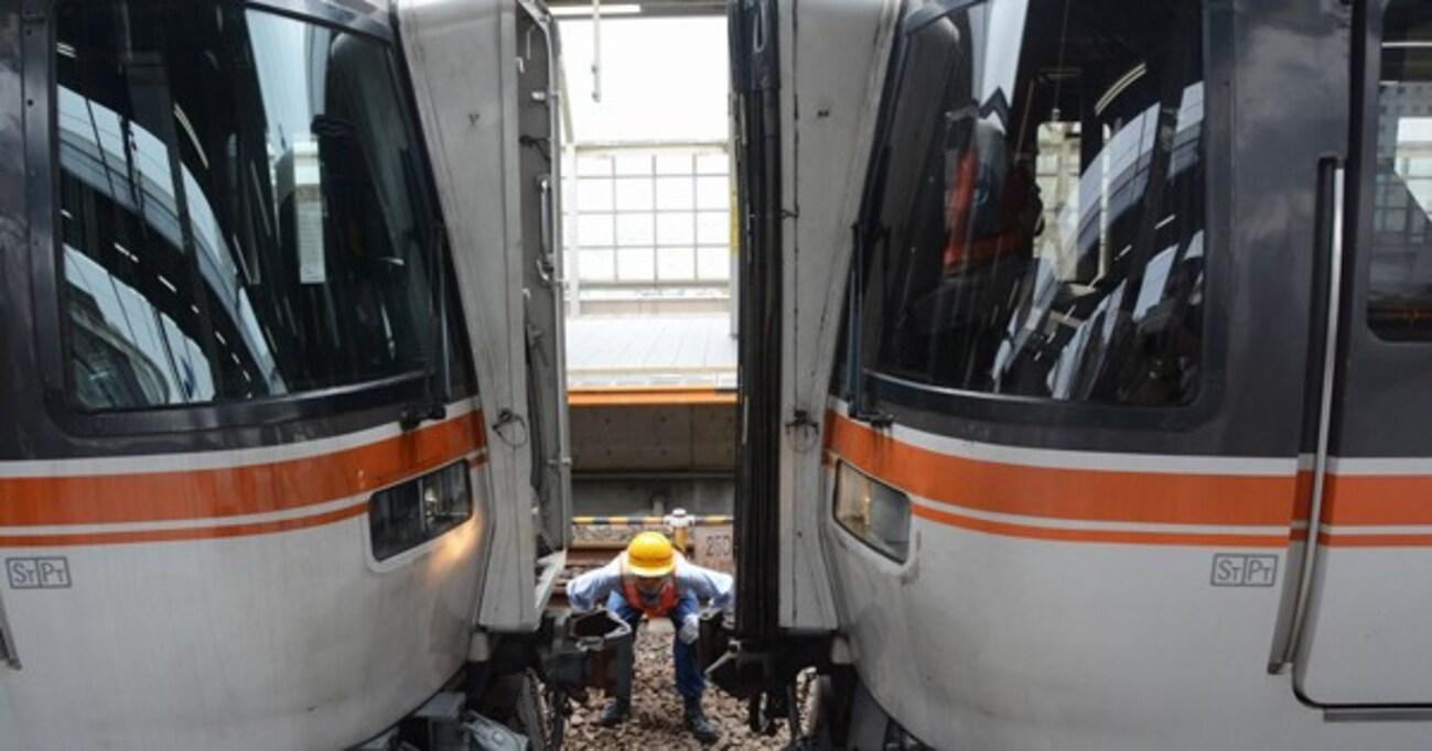 """途中駅で分割併結する""""ニコイチ列車""""。どれくらいあるのか調べてみた"""