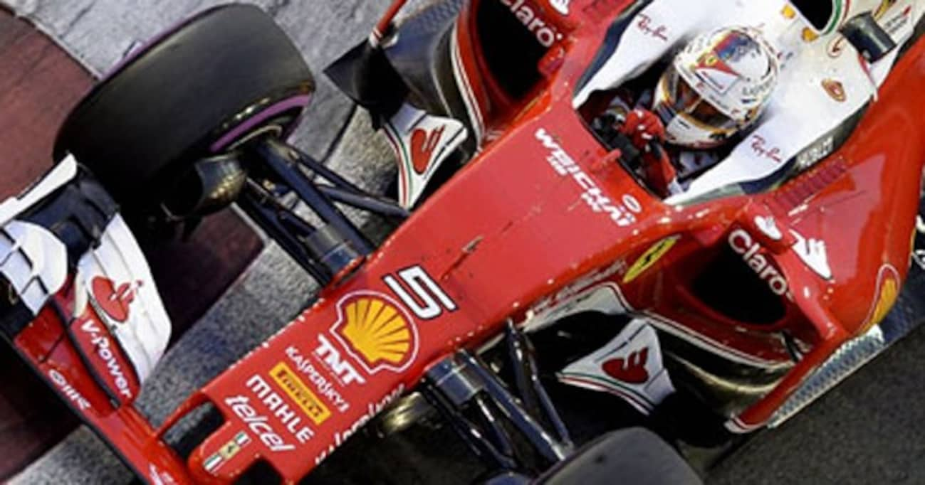 F1も「希望ナンバー制」。果たして人気の数字は…