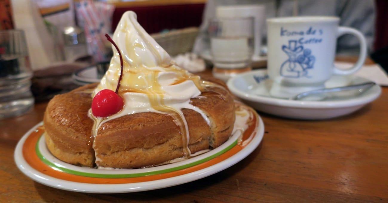 日本一お客が長居する喫茶店「コメダ珈琲店」の名古屋流サービスの秘密とは?