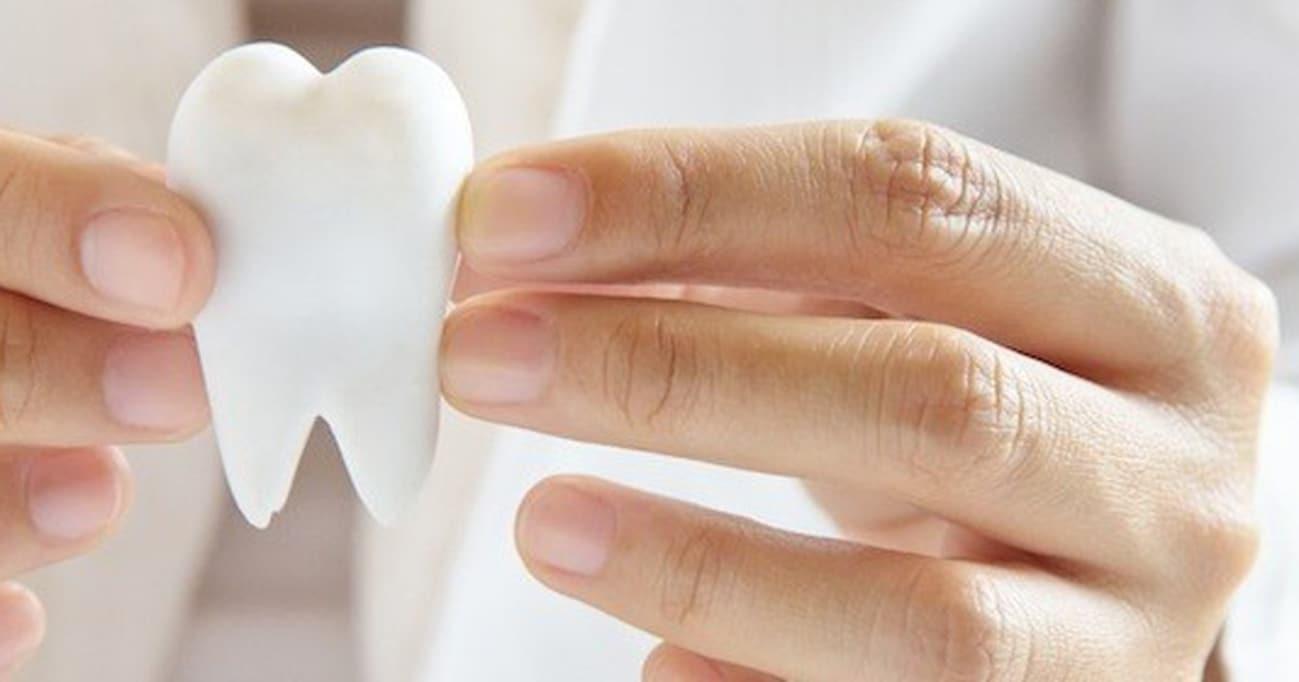 前歯より10年短い? 「奥歯」の平均寿命
