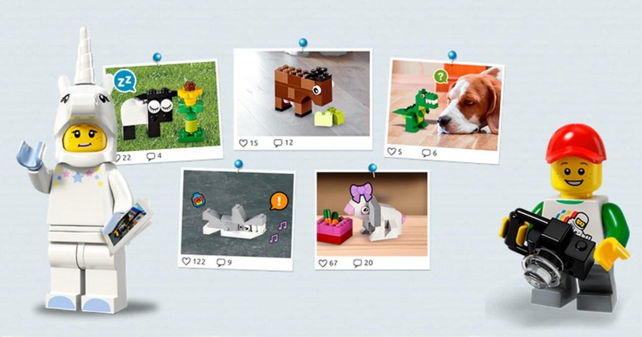 LEGOが「文字も顔写真も使えない」子ども向けSNSを発表!ネットデビューには安全・安心が最重要