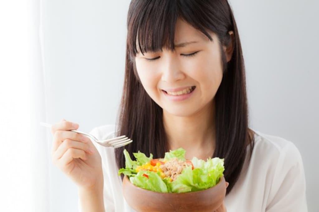 嫌いなものは無理して食べなくていい! 偏食でもやせられる理由