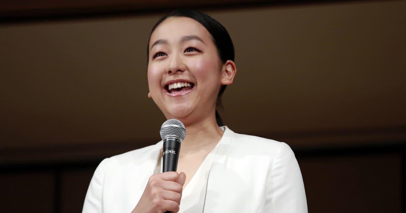 【今週の大人センテンス】浅田真央の「強さ」を象徴する涙をこらえての笑顔