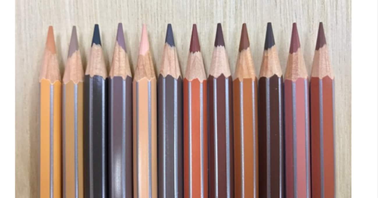 子供の国際化教育は英語より「肌色鉛筆セット」のほうが効果的!?