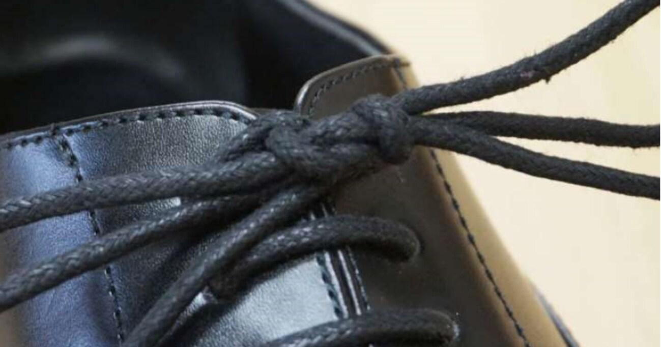 【革靴の基礎知識】動画で分かる便利な靴ひもの結び方