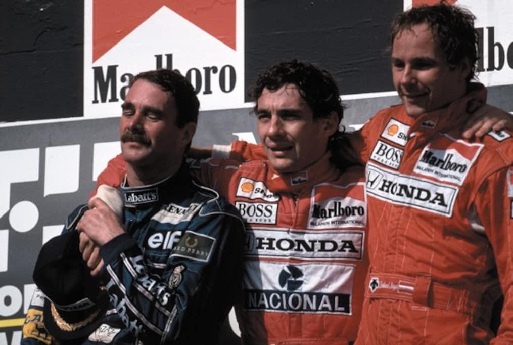 【F1回顧録】真夏のハンガリーGPで泣いた男、笑った男