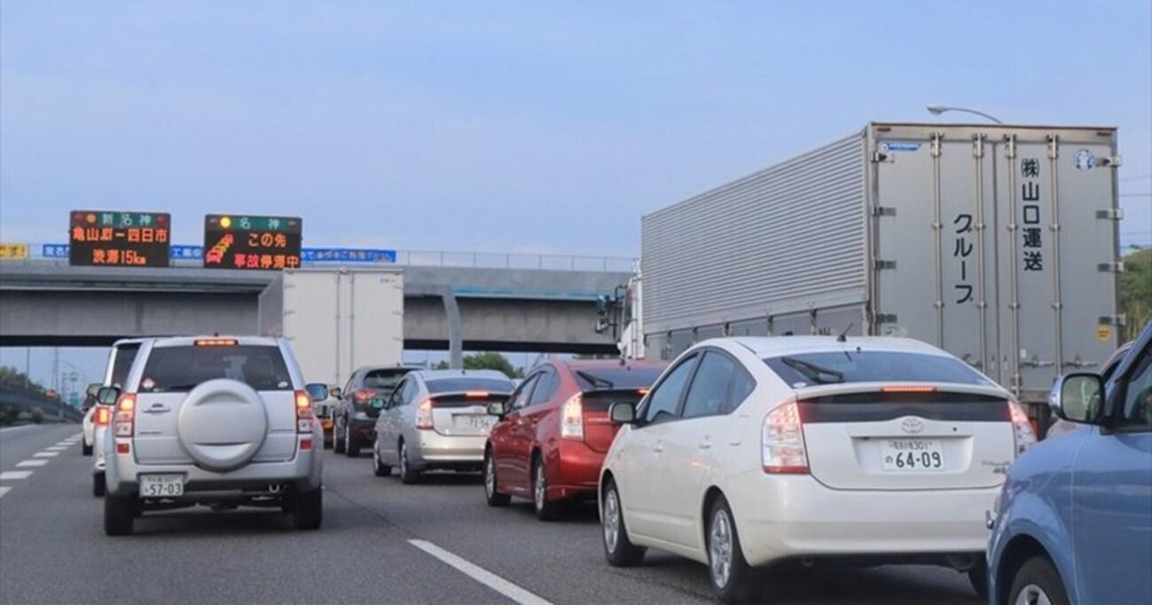 的中率は約8割!お盆ドライブの唯一の対策は「渋滞予測カレンダー」を事前に見ること