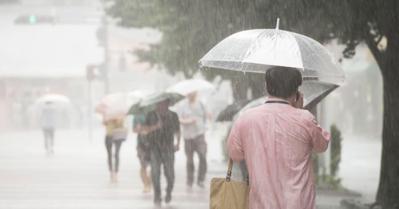 「ゲリラ豪雨」と「記録的短時間大雨」は違う? 大雨から身を守る情報収集のポイント