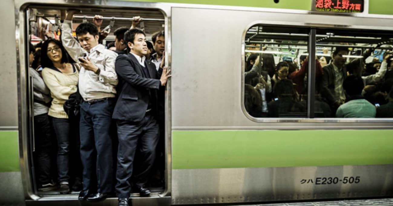 通勤時間というムダをなくせば、ニッポンの生産性は劇的に向上する