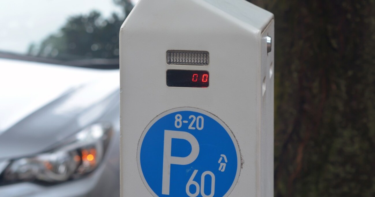 """パーキングメーターの""""規制時間外""""は駐禁になる場合とならない場合がある?"""
