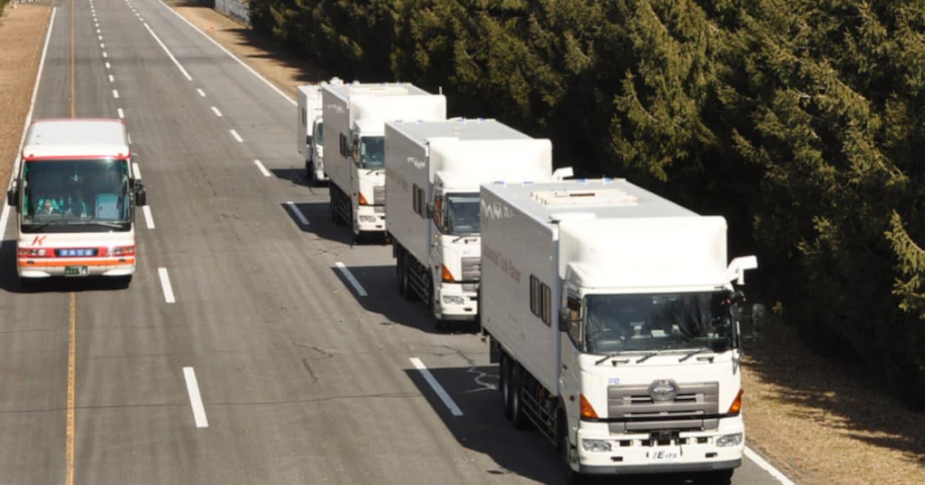 【岩貞るみこの人道車医】「電子連結トラック」は本当に現実的な手段なのか?