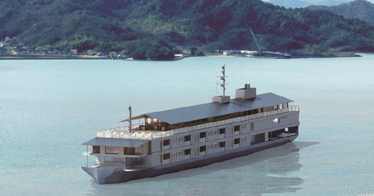 クルーズトレインの成功で注目される「国内周遊型クルーズ船」の可能性