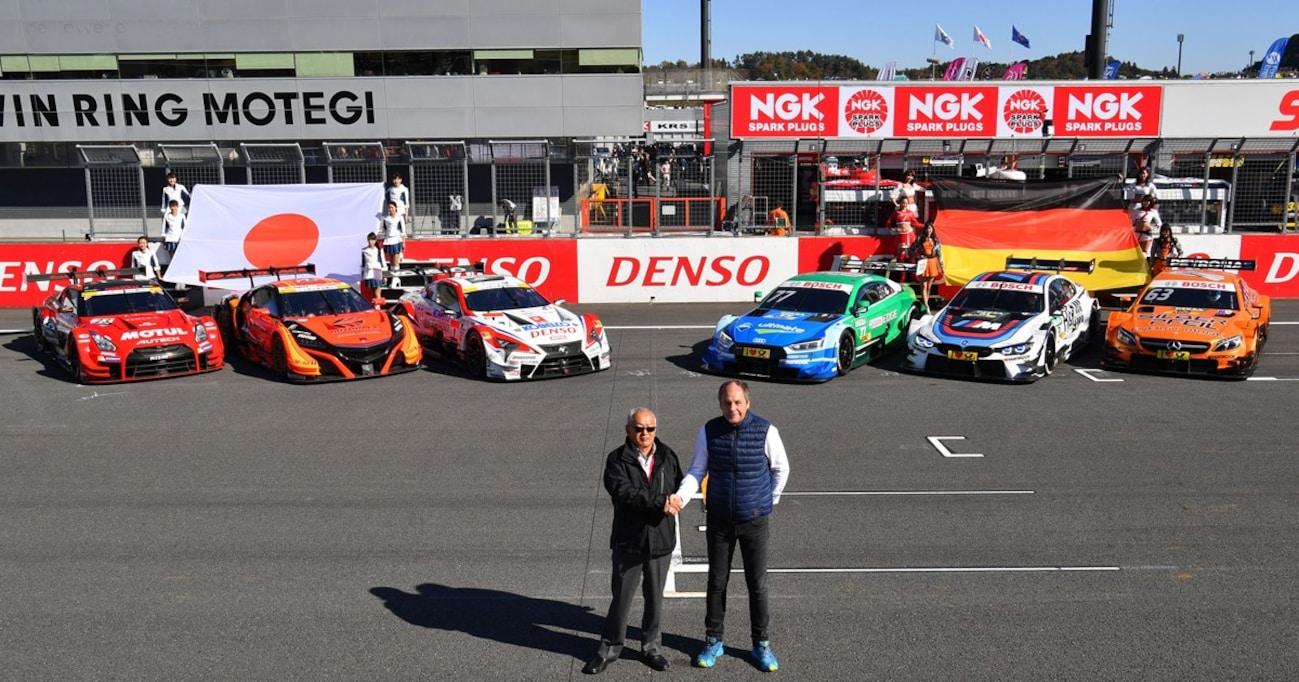 もてぎでSUPER GTとDTMが共演。日独レーシングカーの交流戦は実現するのか?