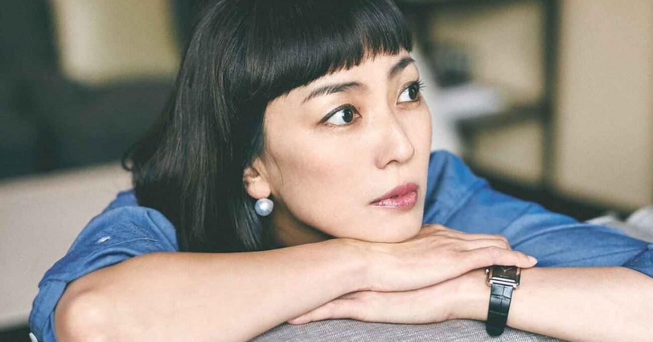 板谷由夏・42歳のエイジング論