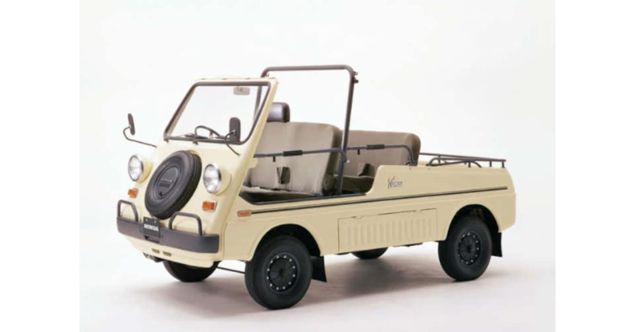 なにこれ日本車?軽自動車の国が作った超個性派モデル6選