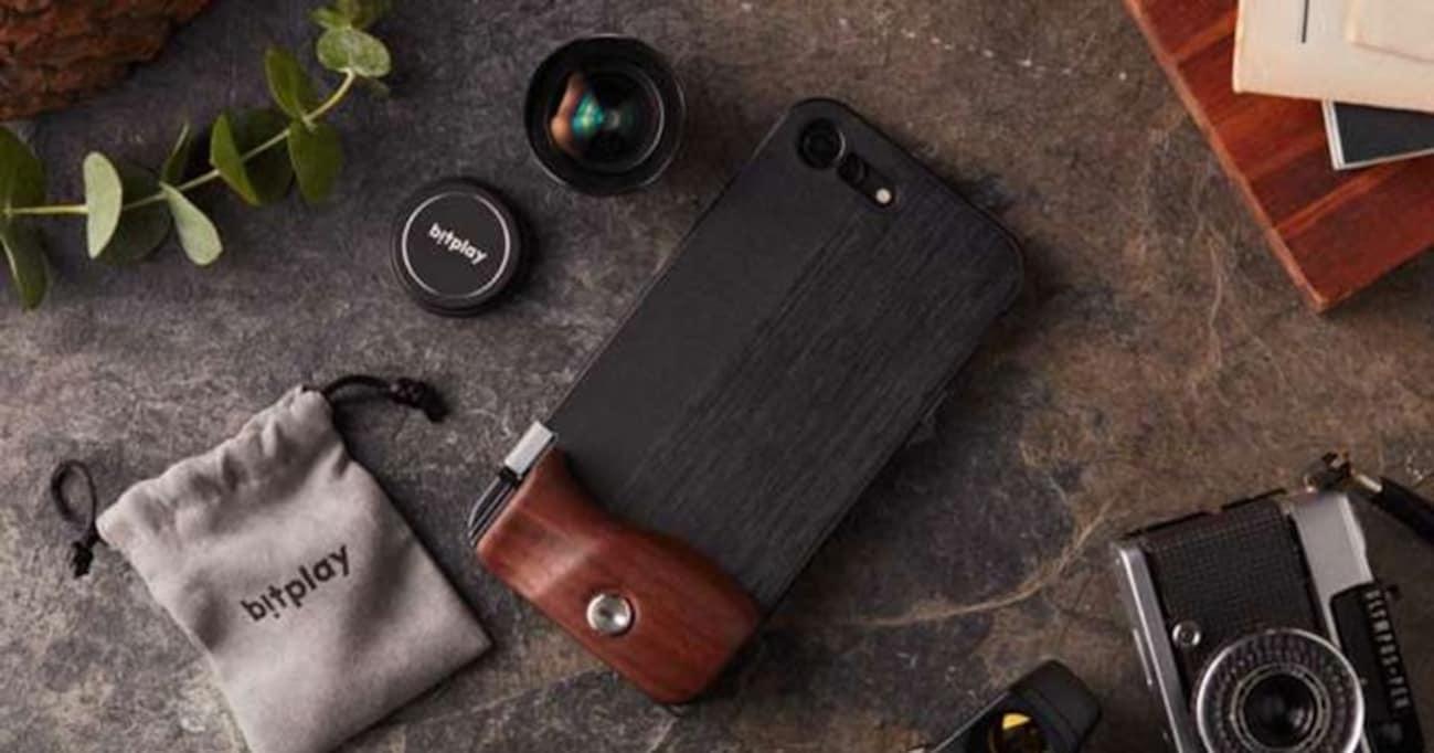 iPhoneをデジカメ化する便利ガジェット9選