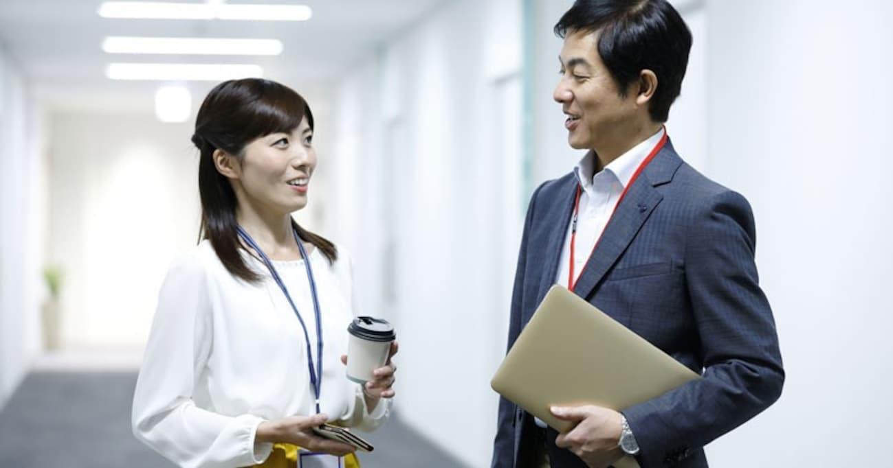 5秒でできる「社内で味方を増やす方法」できるビジネスパーソンは社内営業をやっている?