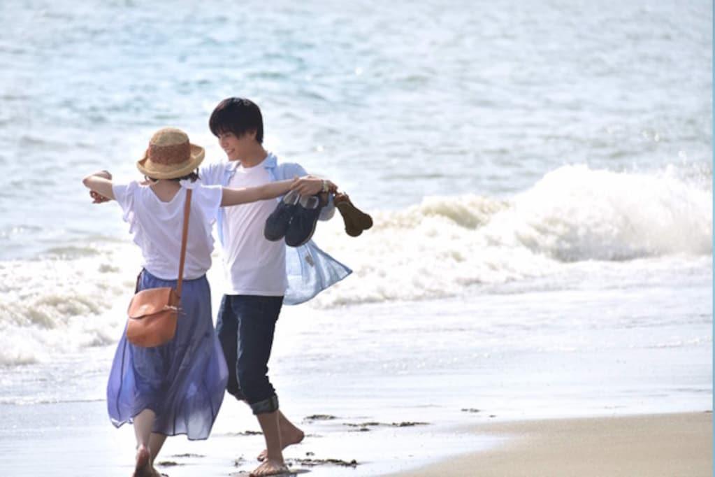岩田剛典×土村芳、海辺のキスシーン映像到着『去年の冬、きみと別れ』