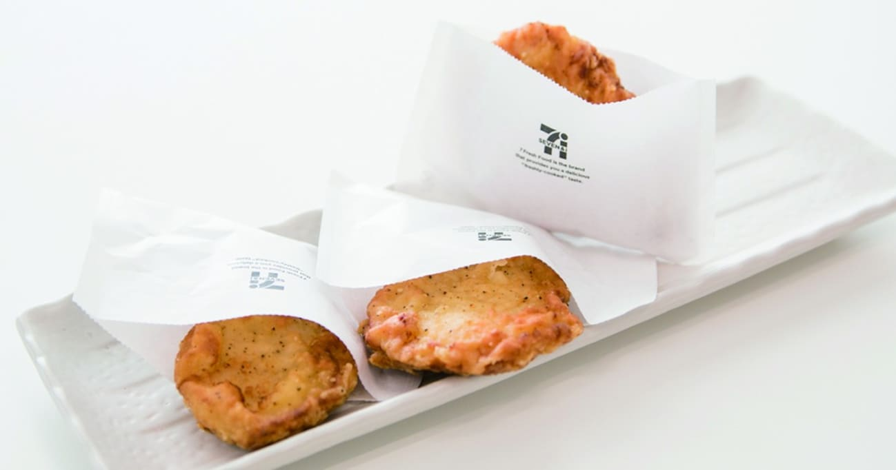 セブンの「サラダチキンフライ」は、ダイエットと揚げ物の狭間で葛藤する人々を絶妙に誘惑する逸品