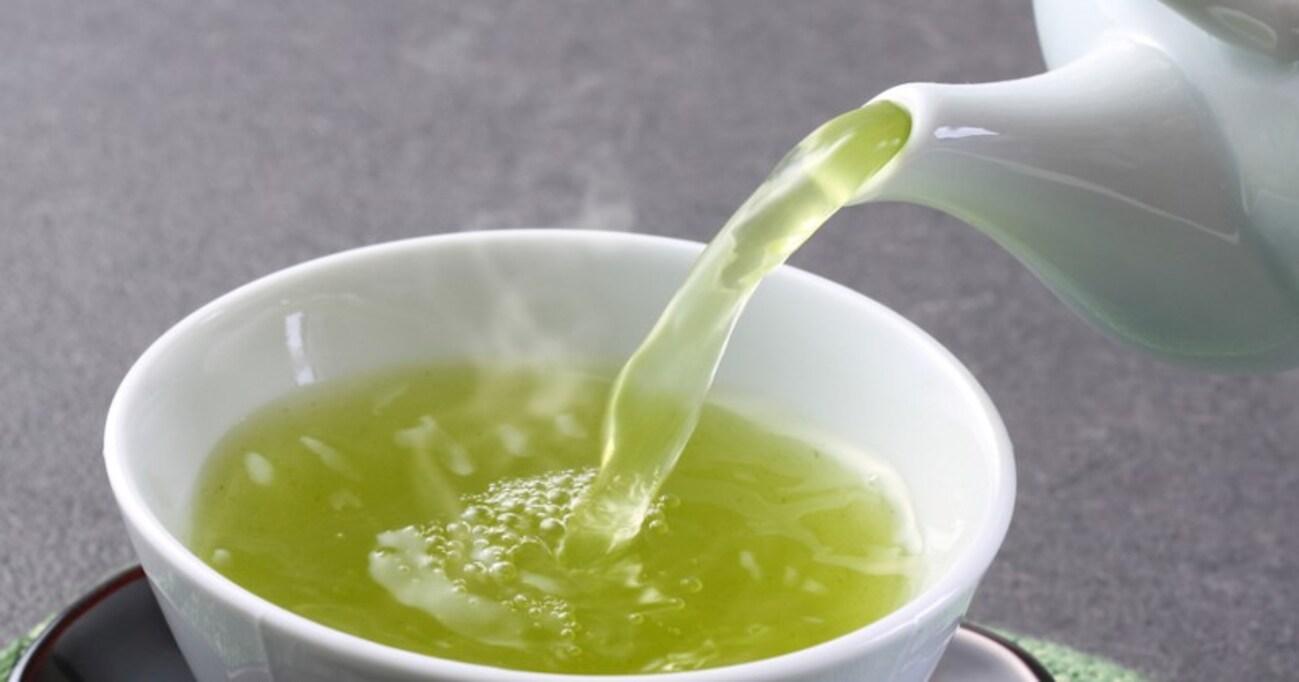 インフルエンザや食中毒からあなたを守る緑茶の力