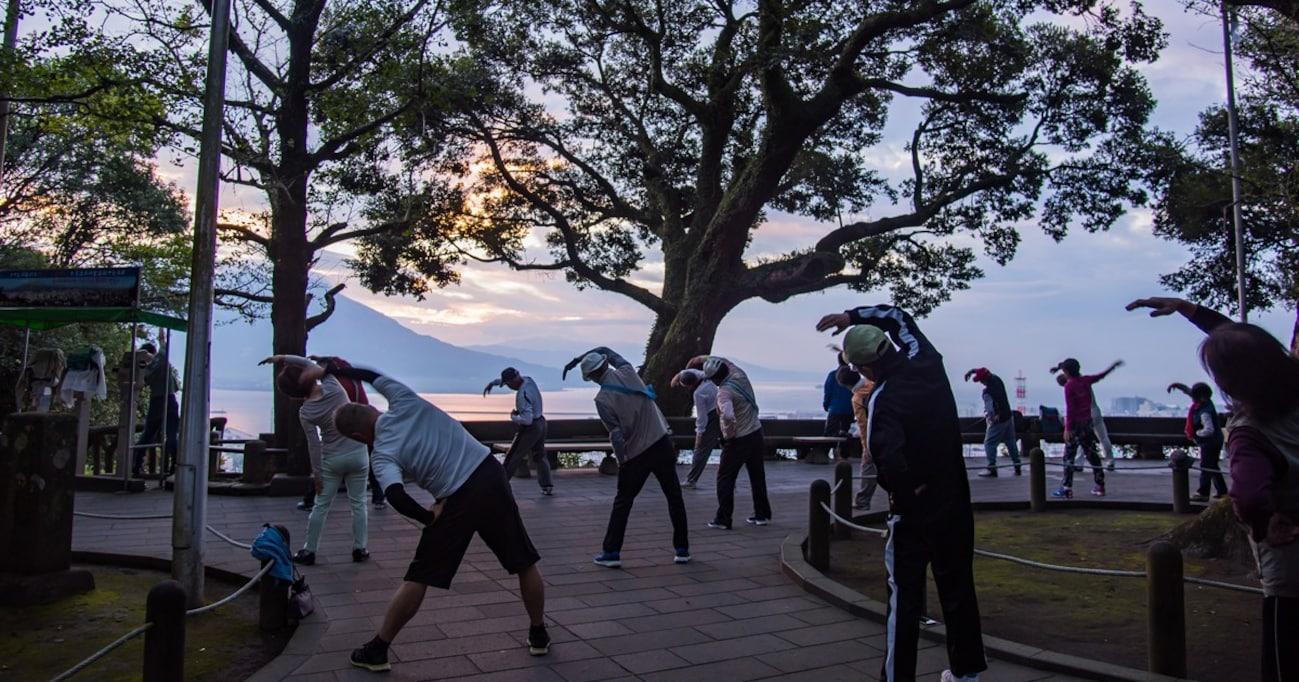 意外と多い日本のラジオ体操人口。実は海外にルーツがあった!?