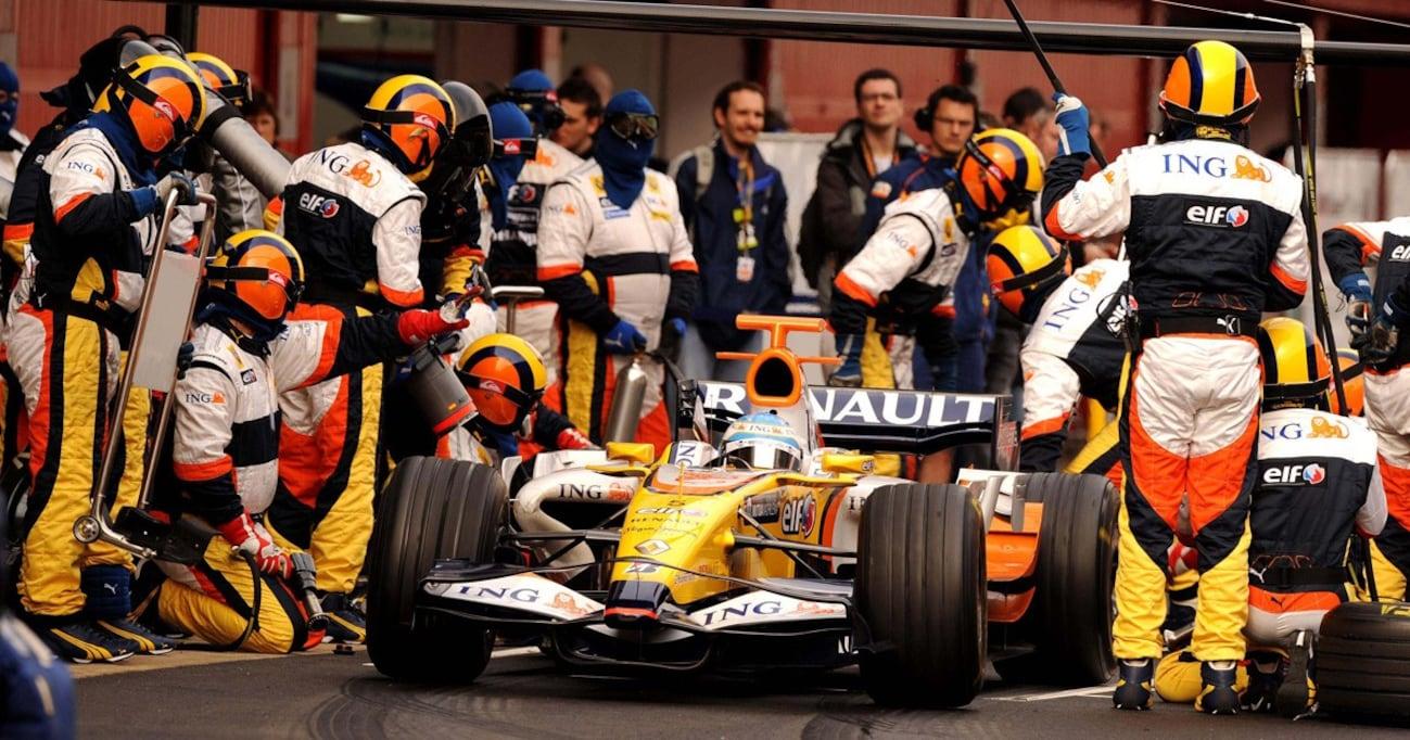 「日大アメフト問題」に酷似…2008年シンガポールGPで起きたF1史上最大のスキャンダルとは?