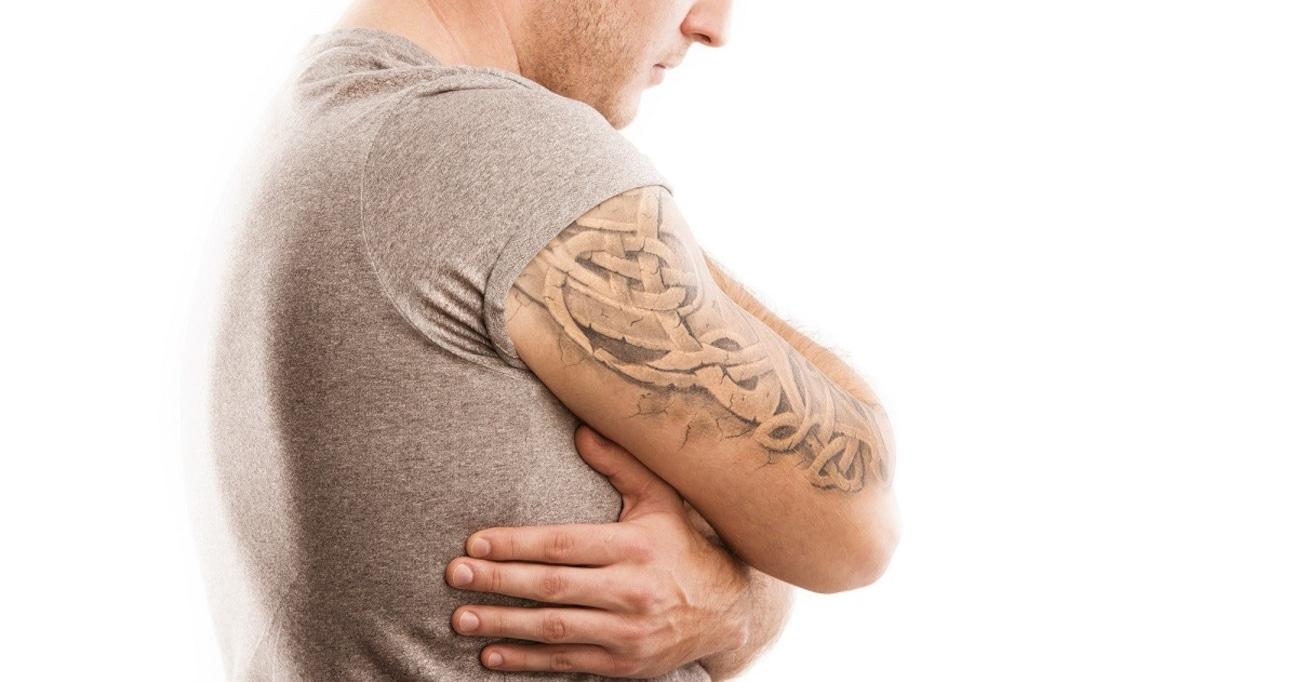 男ぶりをあげるにはどんなタトゥーがいい? カリスマ・アーティストが勧める