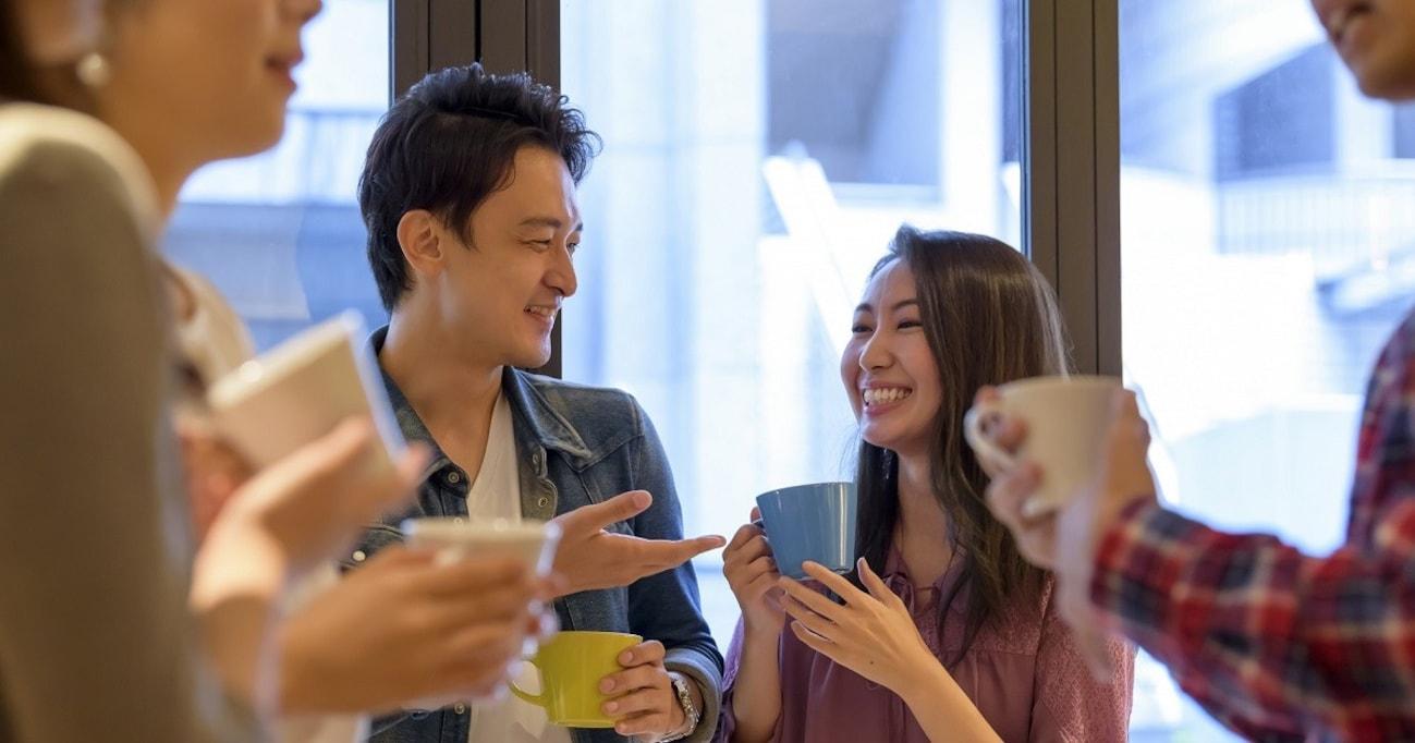 「コミュ障」は技術でカバー可能。ズルい交際術でうまくいく、仕事も恋も友達も