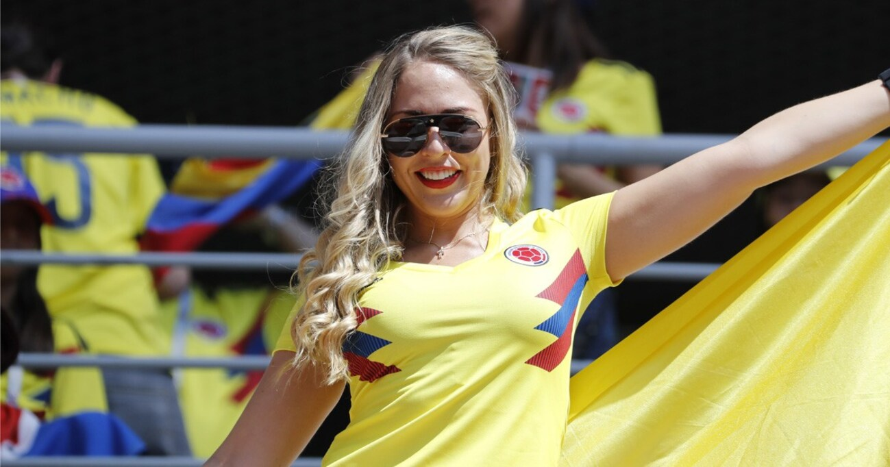 【今週の大人センテンス】W杯会場でコロンビアサポーターが日本サポーターを祝福