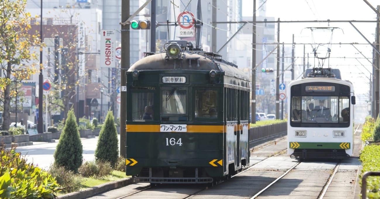 大阪北部地震で改めて考える…「路面電車」が地震に強い理由