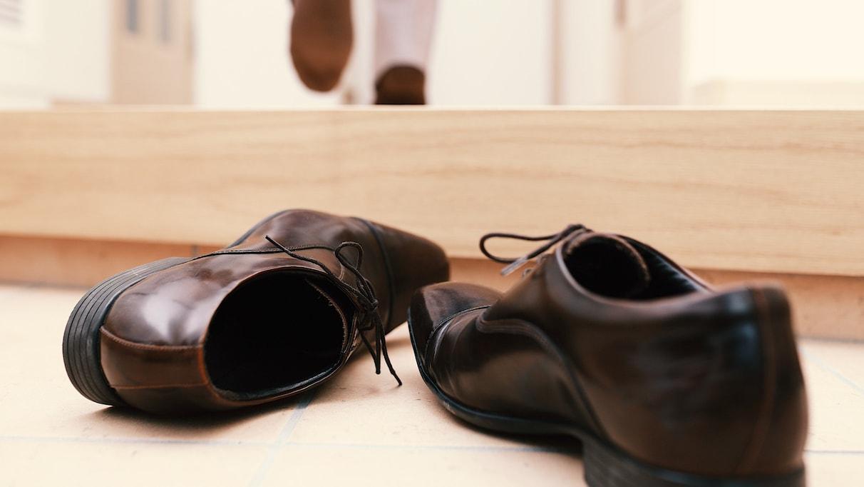 ストレスがたまっている人は足がクサイって、ホント?