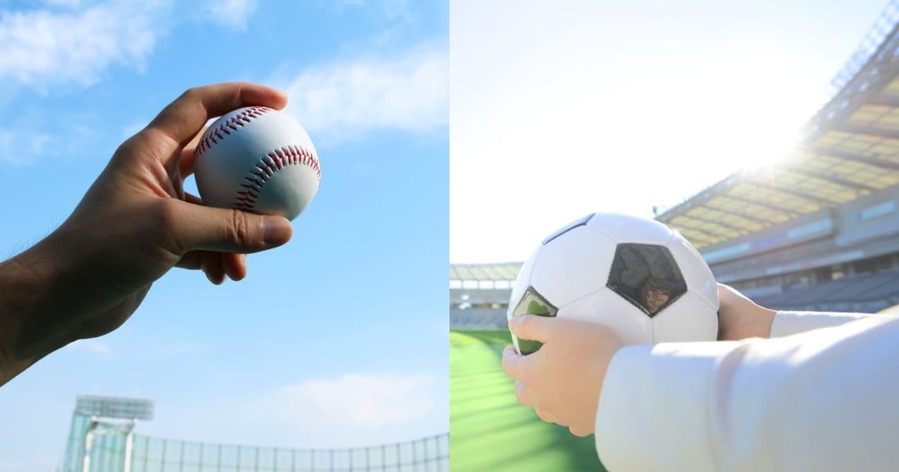 日本独特!? 「野球派」vs「サッカー派」の永遠なる戦い