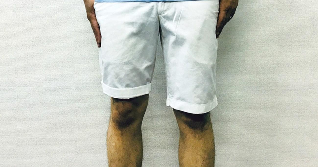 【ちょい足しモテ理論】すね毛、パンツ丈…オトナの男がショートパンツを穿くときのコツとは?