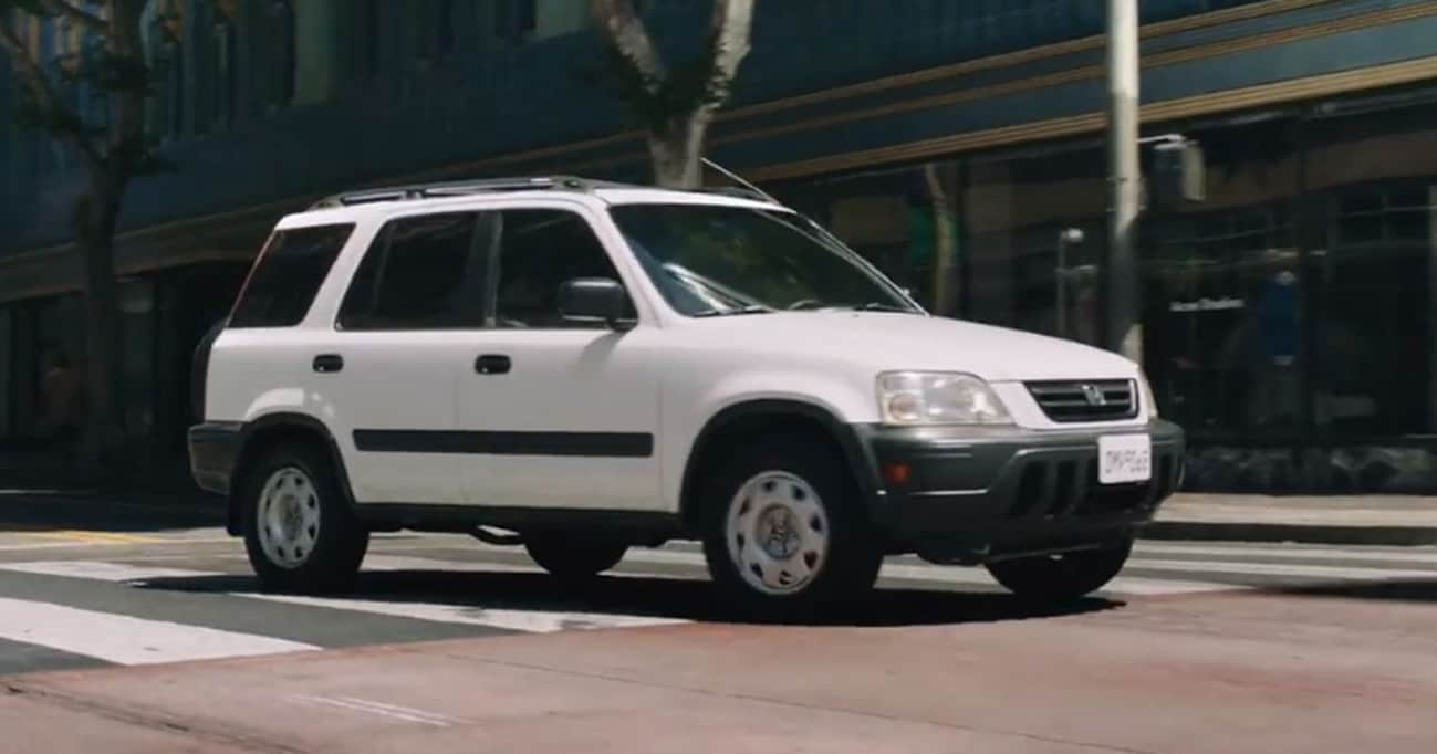 復活したホンダ「CR-V」。CMに初代モデルを登場させ、アラフォー世代へアピールする理由とは?