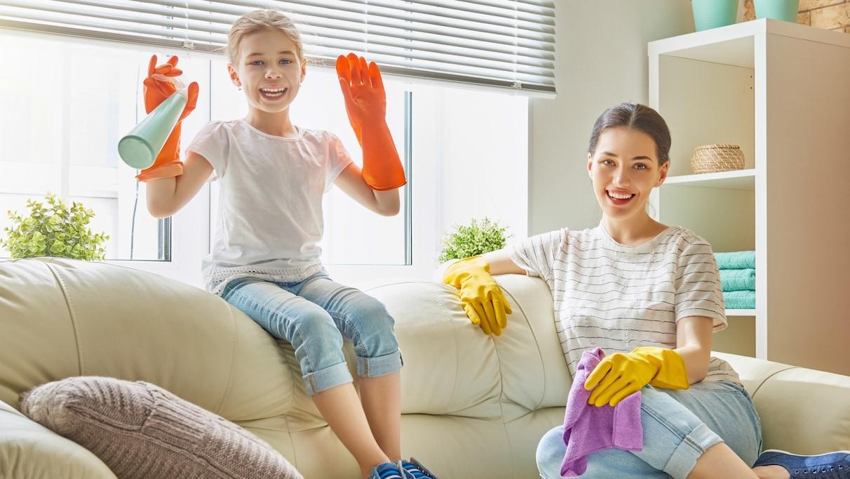"""""""毎日・毎週・毎月""""の区別で楽々お掃除! ストレスフリーな「ドイツ式家事」のススメ"""