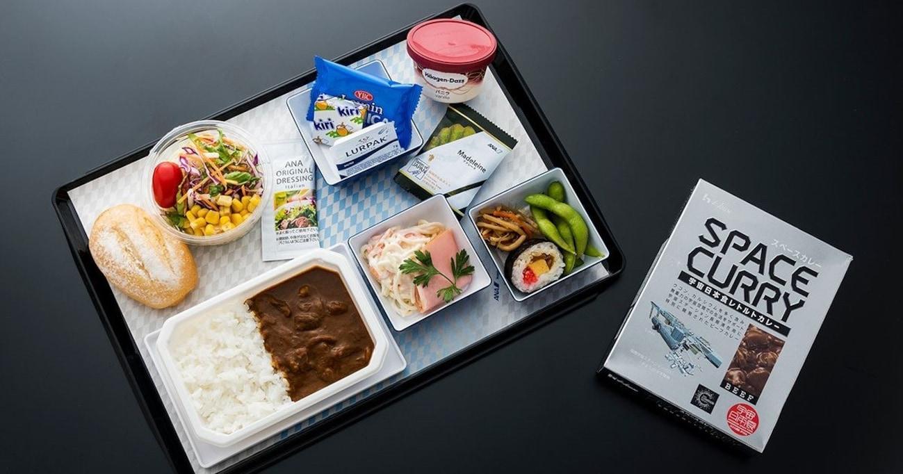 """ANAが提供した""""宇宙日本食""""の味とは?──「宇宙フライト2018」より"""