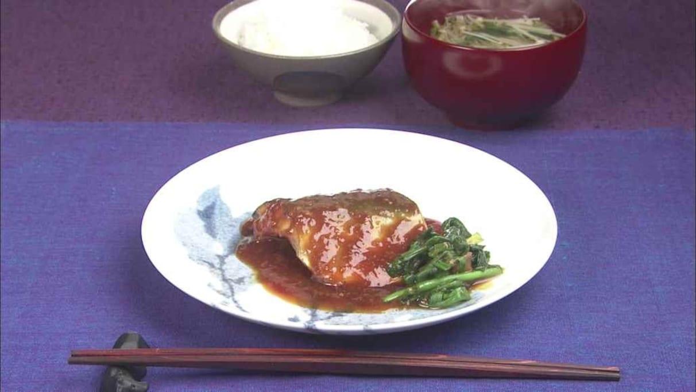 【3分クッキング】フライパンでストレスフリー!? 秋の和食の定番「さばのみそ煮」
